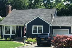 GAF 50 year roof Charcoal King Classic Indigo