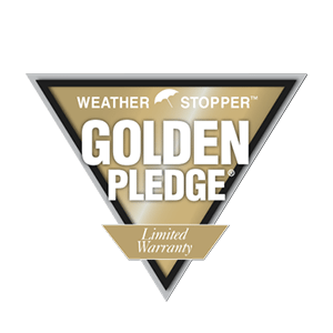 Weather Stopper Golden Pledge Icon