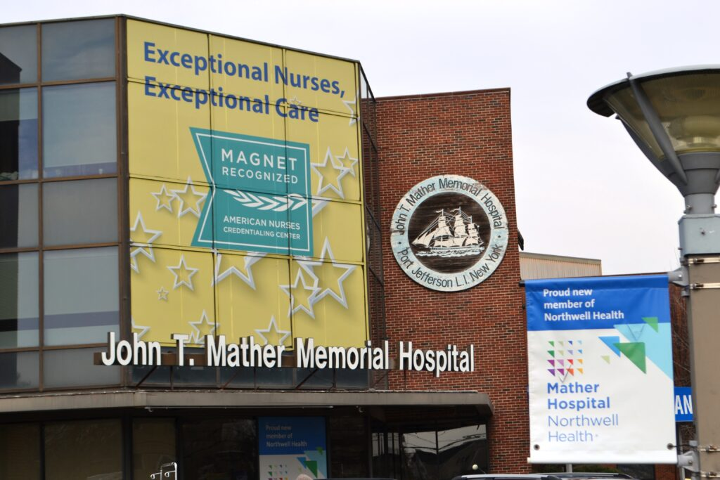 King Quality supports Mather Hospital